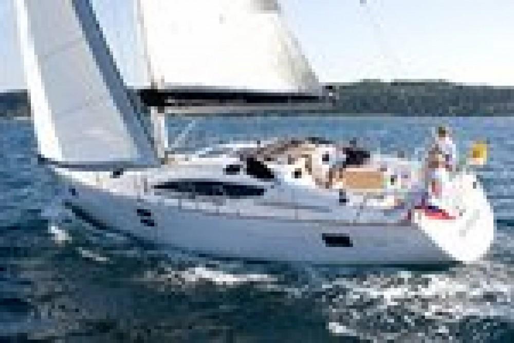 Location bateau Sibenik pas cher Elan 444 Impression