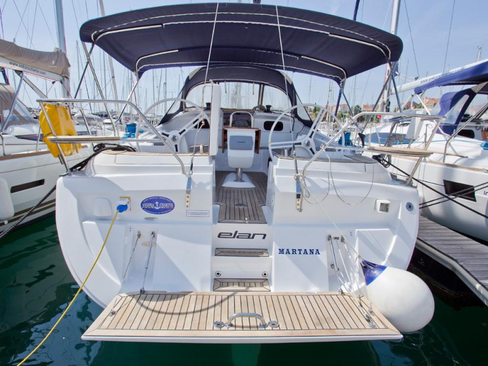 Location bateau Elan Elan 444 Impression à Sibenik sur Samboat