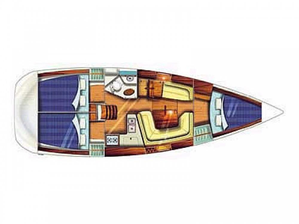 Location yacht à Alcúdia - Jeanneau Sun Odyssey 35 sur SamBoat