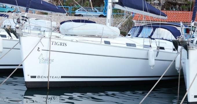 Location bateau Rogač pas cher Beneteau Cyclades 43.4
