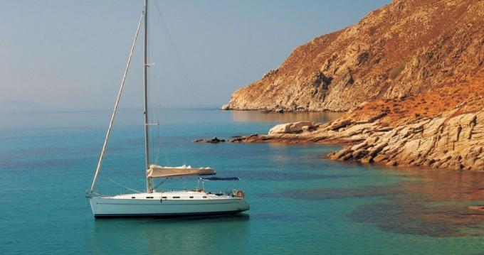 Location bateau Bénéteau Cyclades 43.4 à Rogač sur Samboat