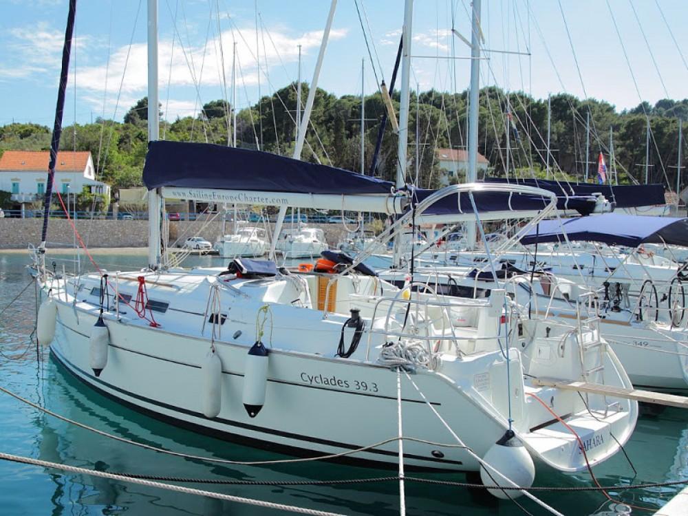Location bateau Bénéteau Cyclades 39.3 à Šolta sur Samboat