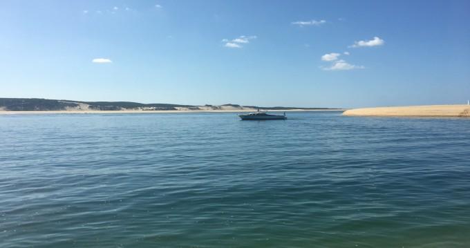 Location bateau Quicksilver Activ 555 Open à Andernos-les-Bains sur Samboat