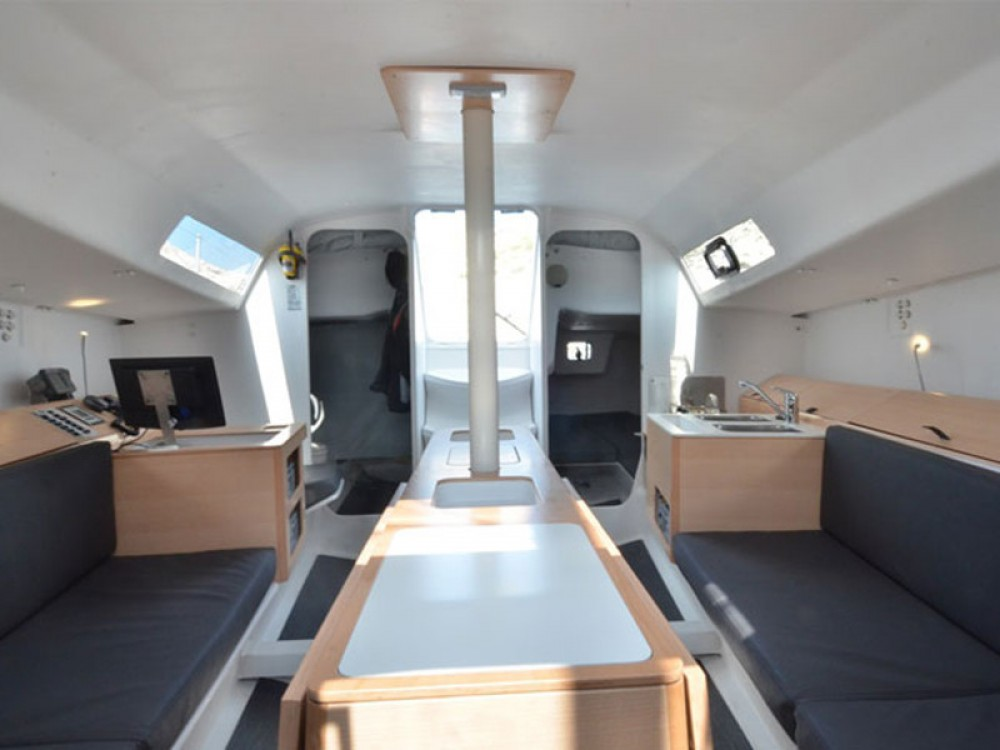 Rental Sailboat in Marseille -  Pogo 30
