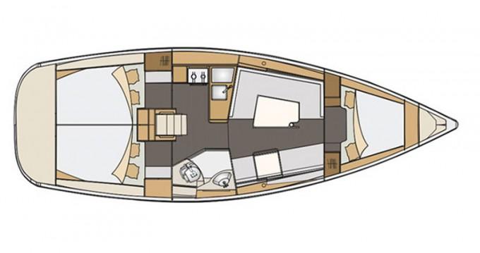 Noleggio barche Marsiglia economico Elan 35