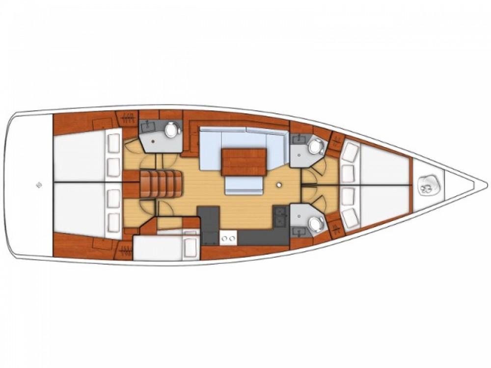 Location Voilier à Marsala - Bénéteau Oceanis 48