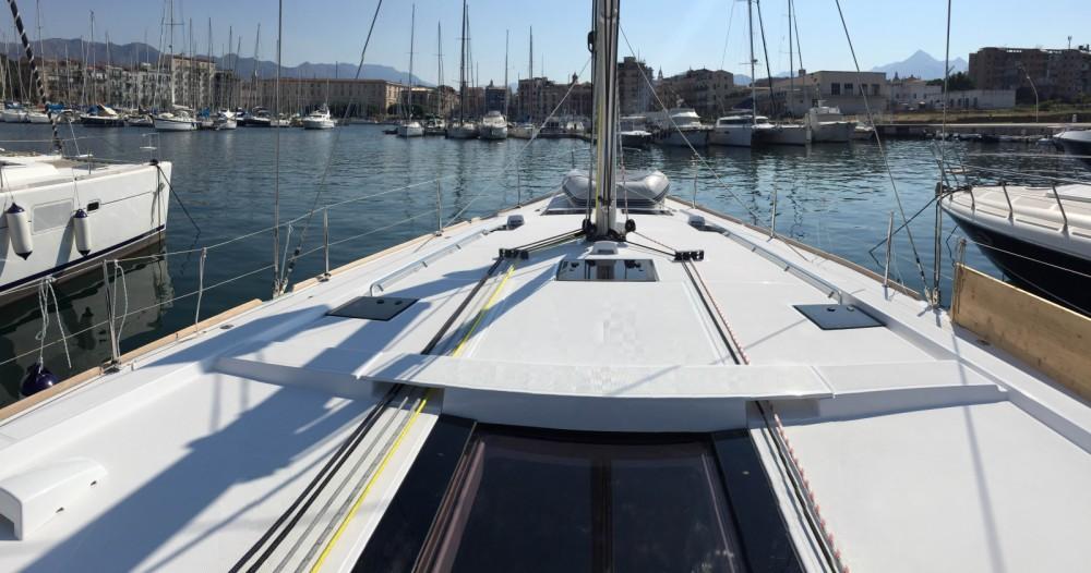 Location bateau Marsala pas cher Oceanis 48