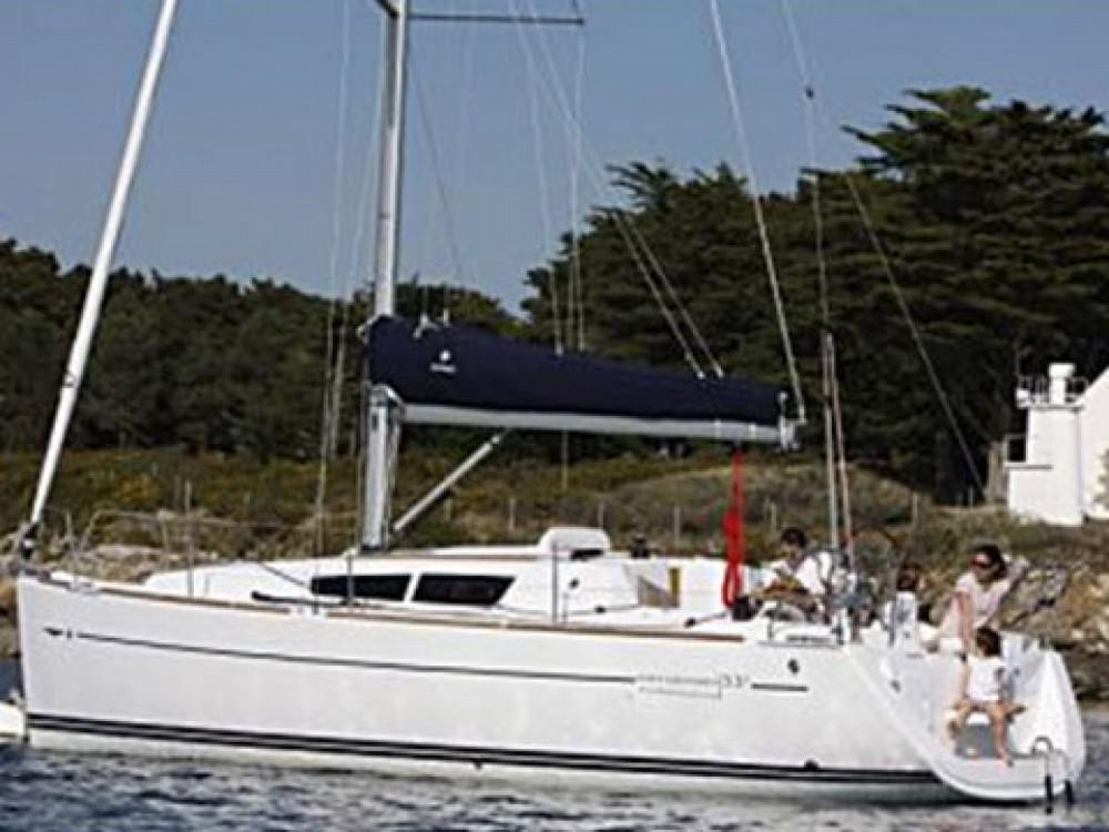 Location bateau Marsala pas cher Sun Odyssey 33