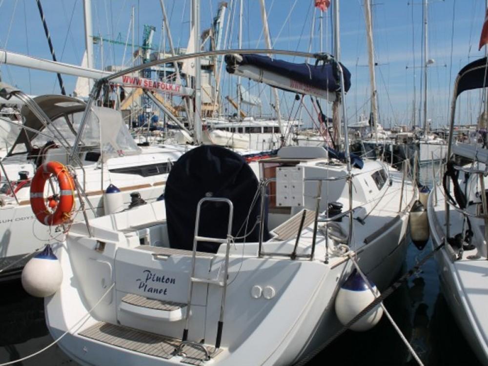 Jeanneau Sun Odyssey 33 entre particuliers et professionnel à Marsala