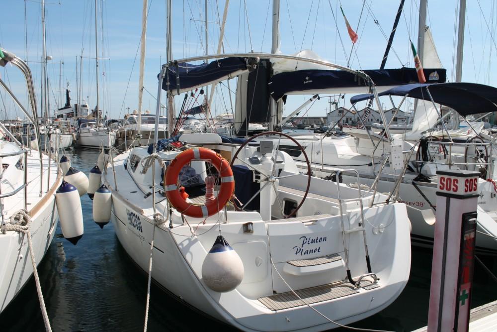 Louer Voilier avec ou sans skipper Jeanneau à Marsala