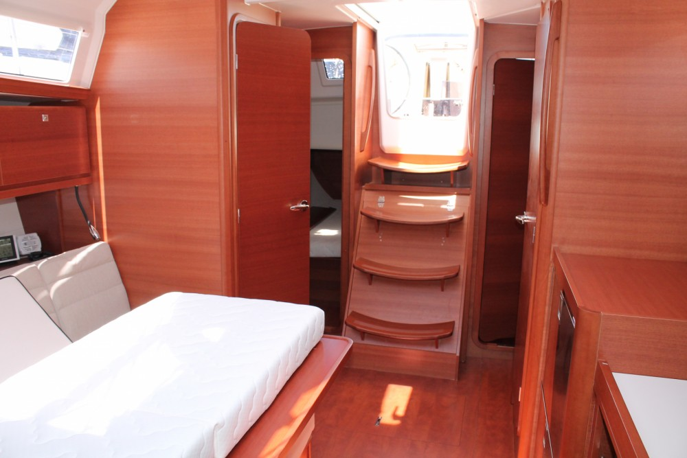 Location bateau Palerme pas cher Dufour 38