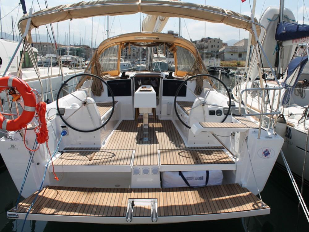 Location bateau Dufour Dufour 38 à Palerme sur Samboat