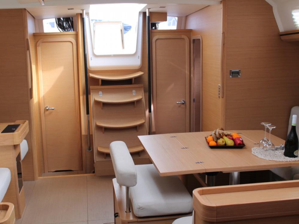 Location bateau Palerme pas cher Dufour 560
