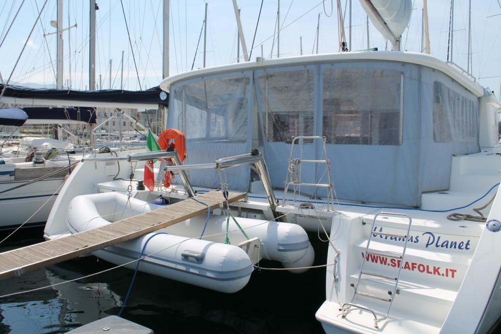 Location bateau Lagoon Lagoon 450 à Furnari sur Samboat