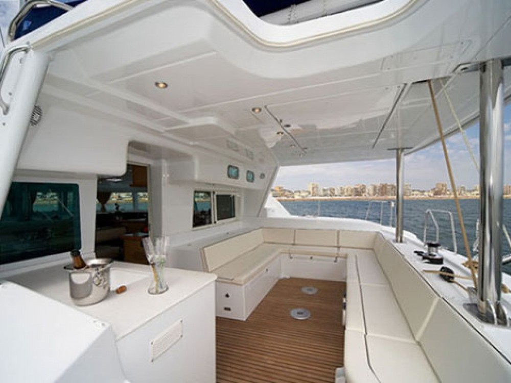Location Catamaran à Marsala - Lagoon Lagoon 440