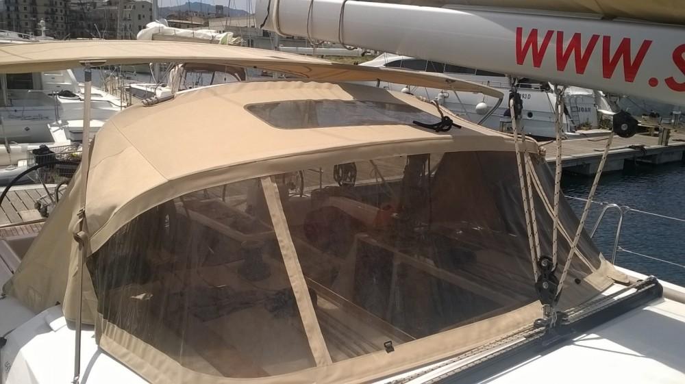 Location bateau Marsala pas cher Dufour 460