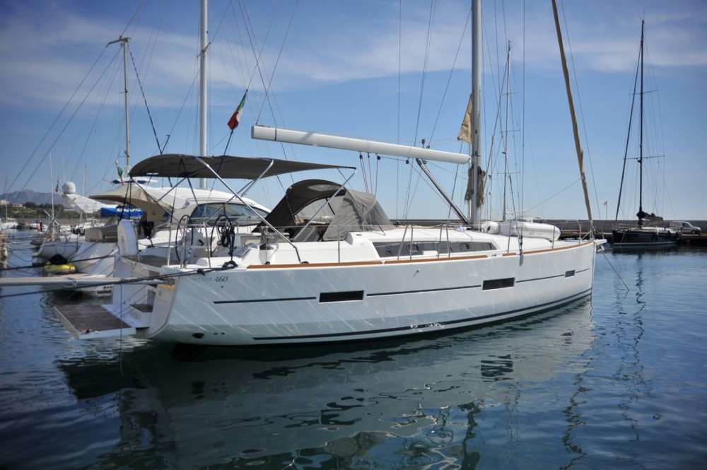 Location Voilier à Marina di Portisco - Dufour Dufour 460 Grand Large