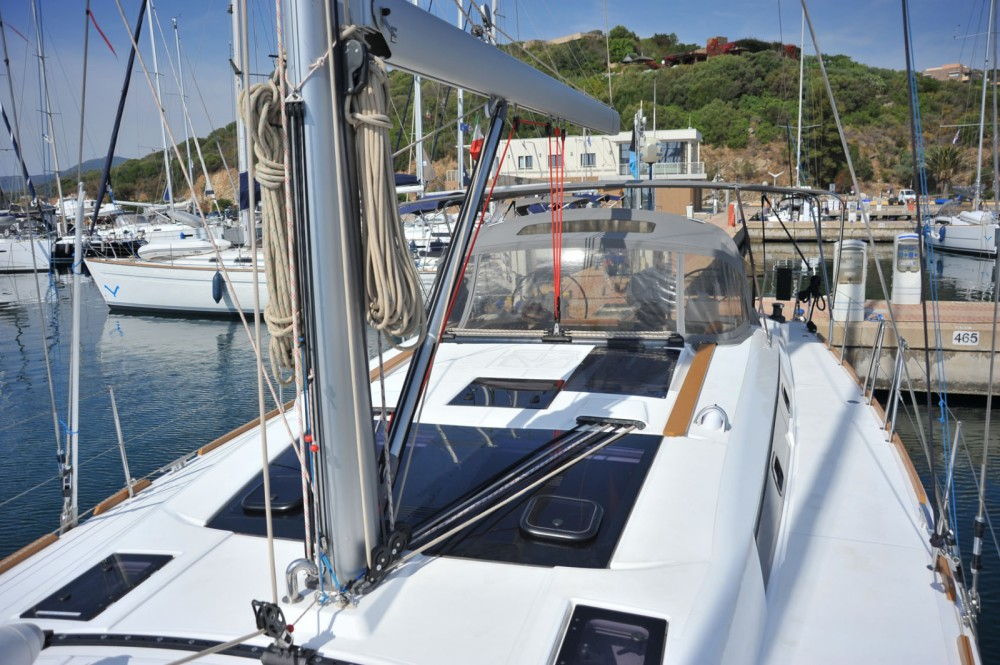 Location bateau Marina di Portisco pas cher Dufour 460 Grand Large