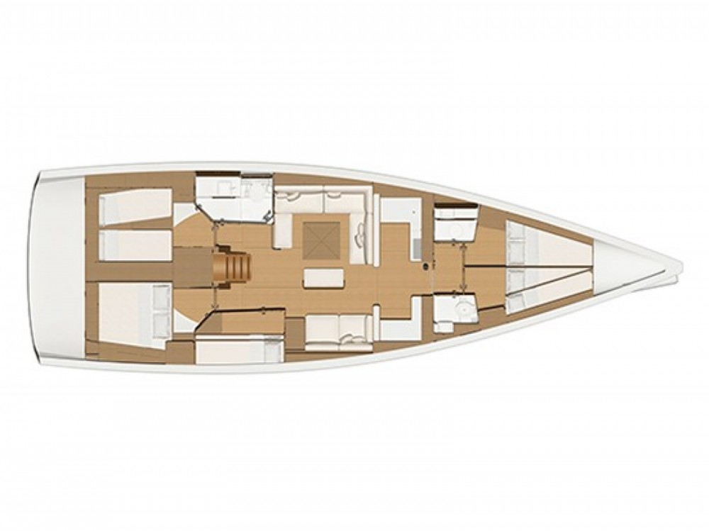 Dufour Dufour 520 GL between personal and professional Marina di Portisco