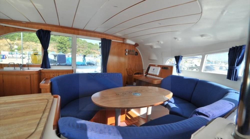 Location Catamaran à Marina di Portisco - Lagoon Lagoon 410 S2