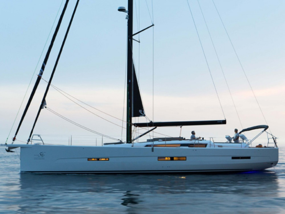 Rental Sailboat in Marina di Portisco - Dufour Dufour 56 Exclusive