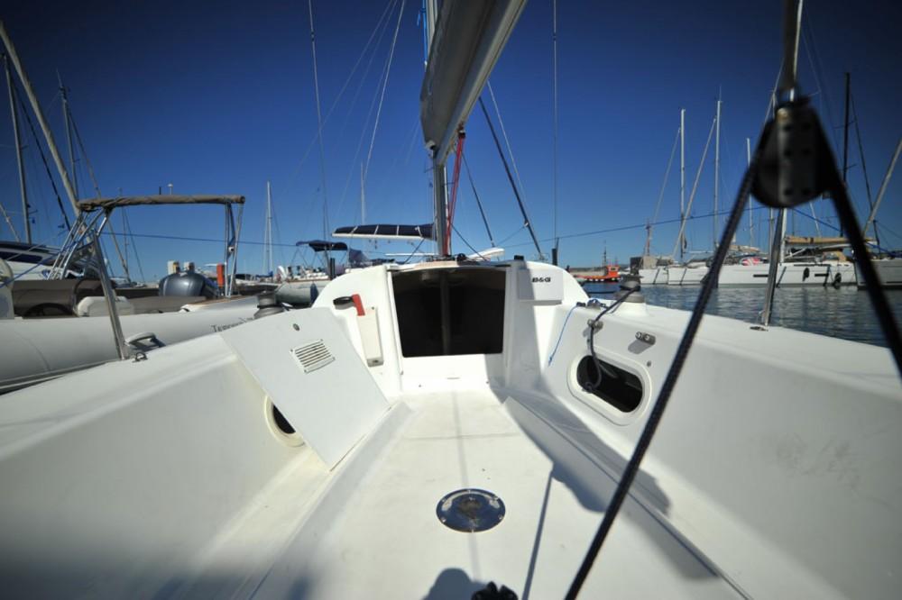 Location bateau Bénéteau Beneteau 25 Platu à Marina di Portisco sur Samboat