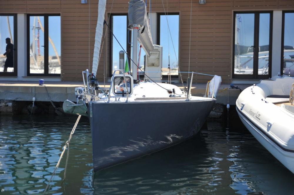 Location Voilier à Marina di Portisco - Bénéteau Beneteau 25 Platu