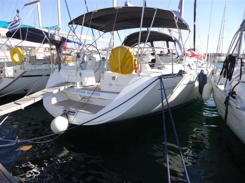 Location bateau Jeanneau Sun Odyssey 49 à Μαρίνα Αλίμου sur Samboat