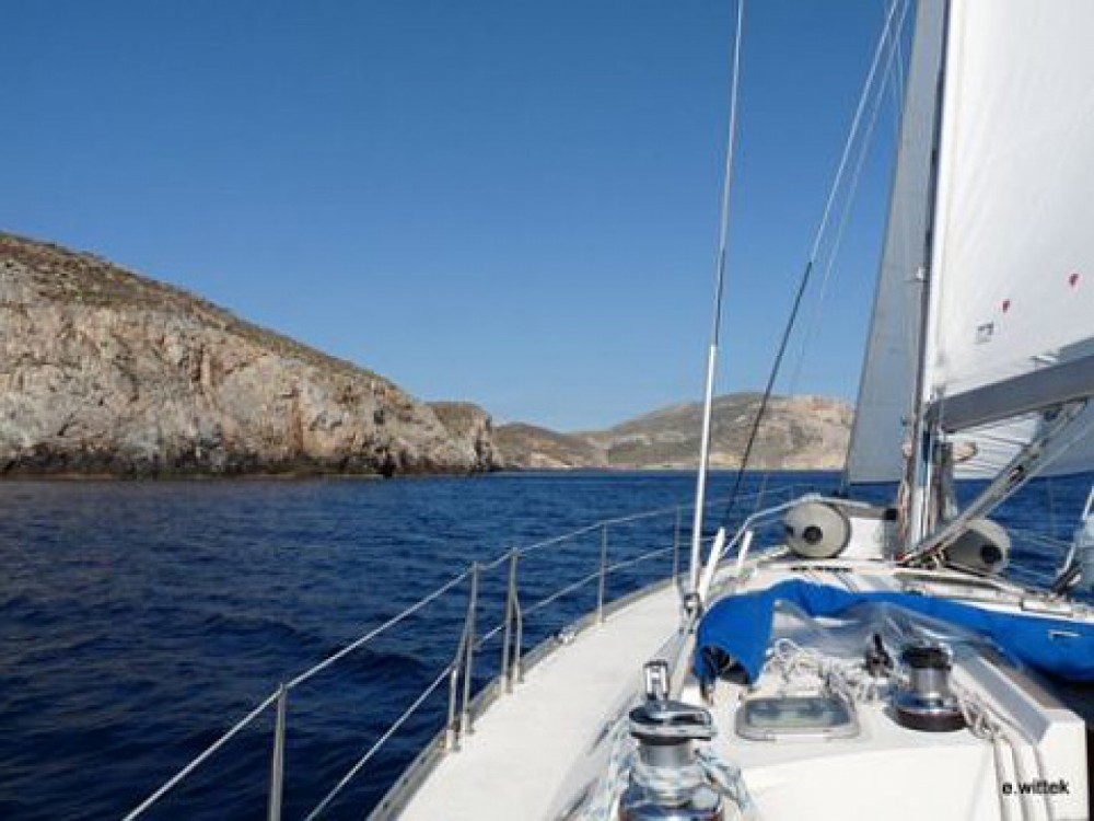 Location bateau Jeanneau Sun Odyssey 45.2 à Μαρίνα Αλίμου sur Samboat