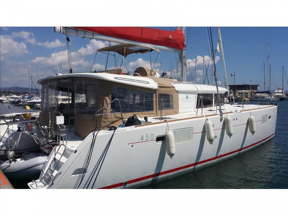 Louer Catamaran avec ou sans skipper Lagoon à Μαρίνα Αλίμου