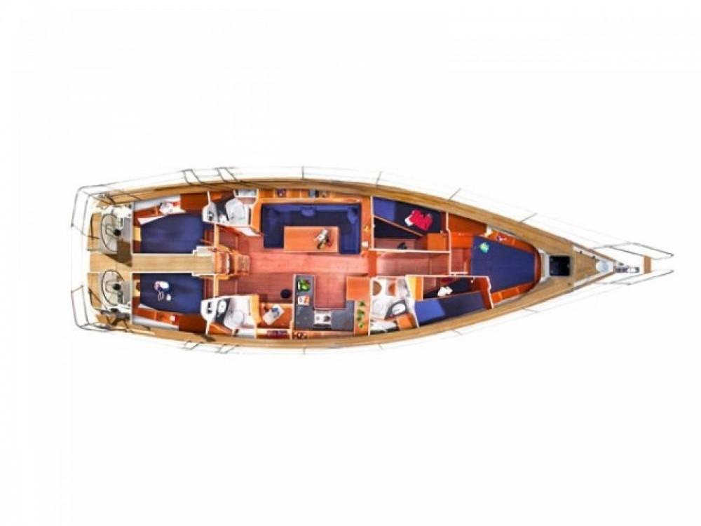 Rental Sailboat in Lefkada - Bavaria Bavaria 51 Cruiser
