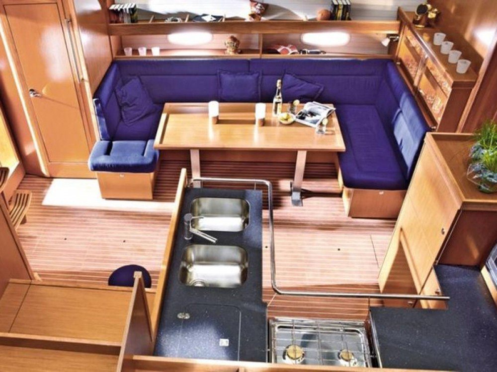 Boat rental Lefkada cheap Bavaria 51 Cruiser