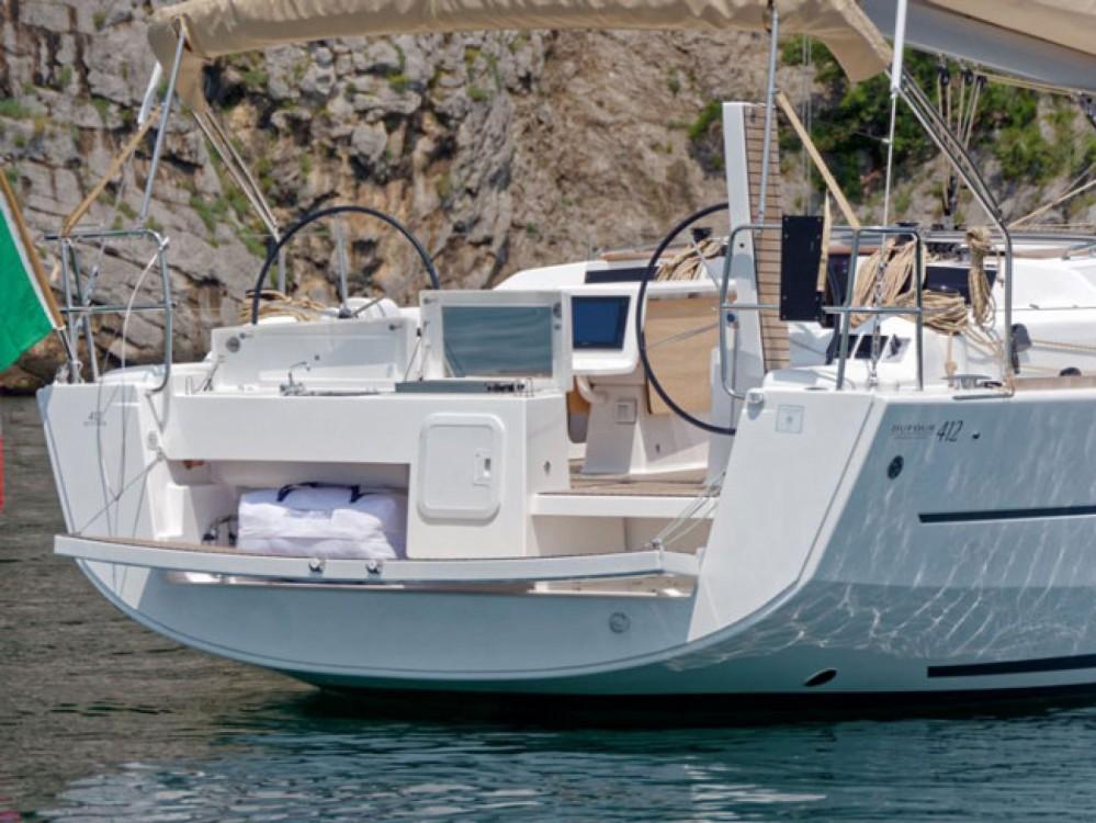 Rental Sailboat in Lefkada - Dufour Dufour 412 Grand Large