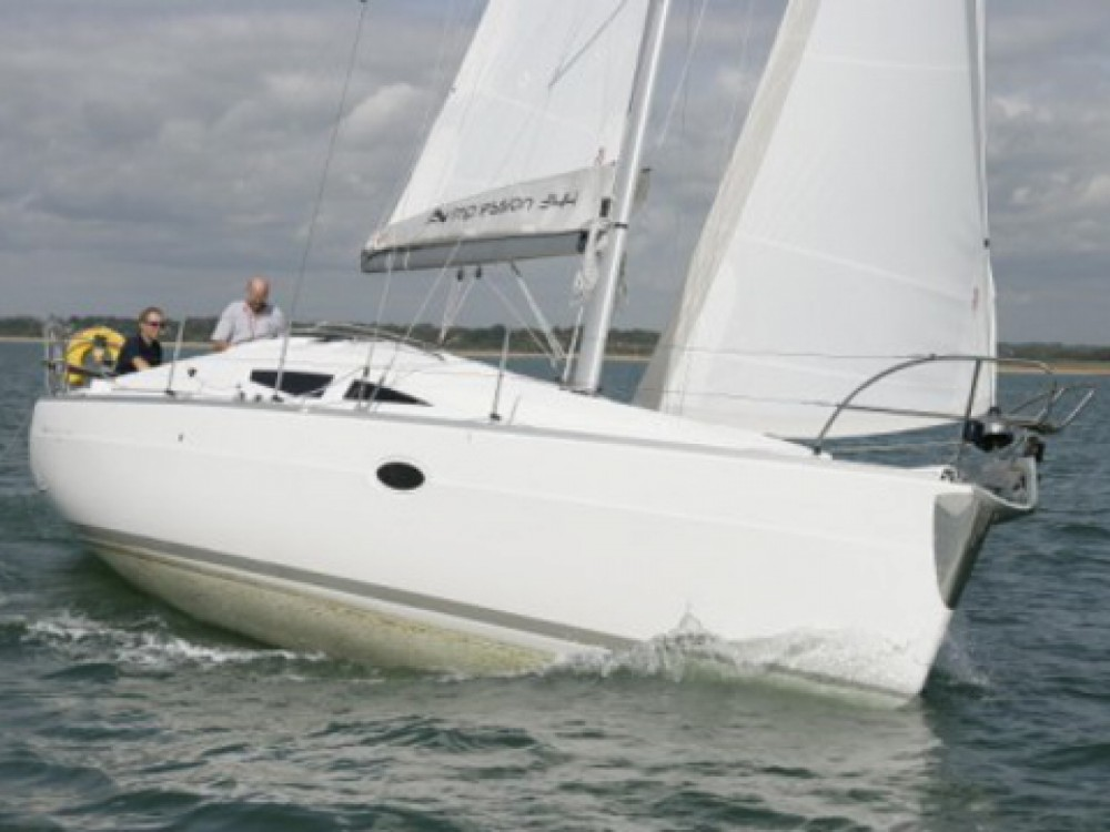 Location bateau Tallinn pas cher Elan 344 Impression