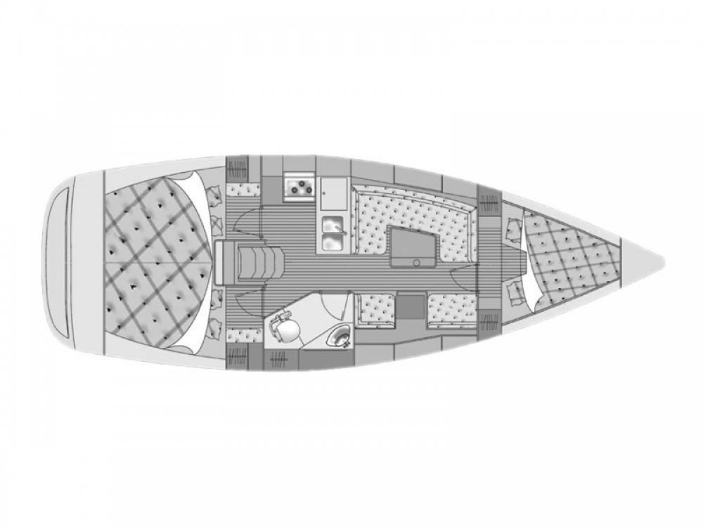 Location bateau Elan Elan 344 Impression à Tallinn sur Samboat