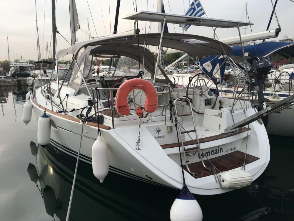 Location bateau Μαρίνα Αλίμου pas cher Sun Odyssey 44