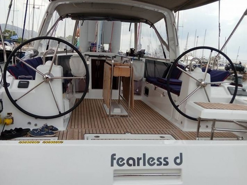 Location yacht à Μαρίνα Αλίμου - Bénéteau Oceanis 41.1 sur SamBoat