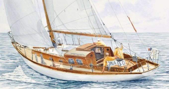 Location yacht à Porto-Vecchio - Sparkman And Stephens Cutter sur SamBoat