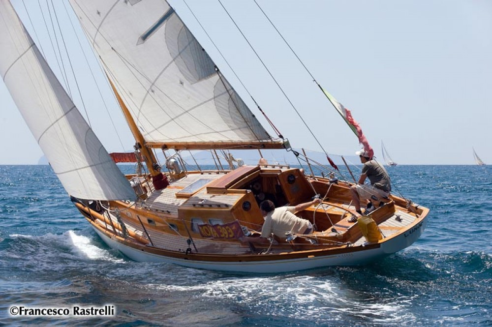 Rent a Sparkman And Stephens Cutter Porto-Vecchio
