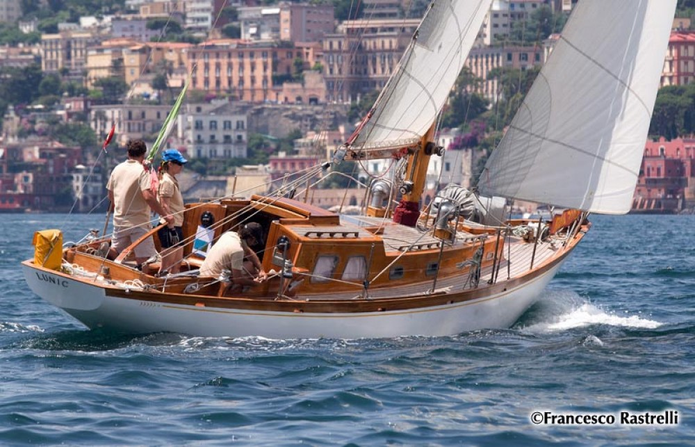 Boat rental Sparkman And Stephens Cutter in Porto-Vecchio on Samboat