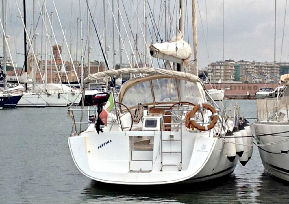 Location bateau Nettuno pas cher Oceanis 40