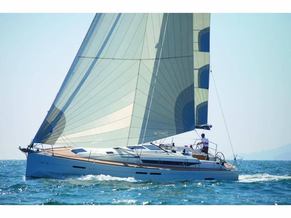 Jeanneau Sun Odyssey 449 entre particuliers et professionnel à Nettuno