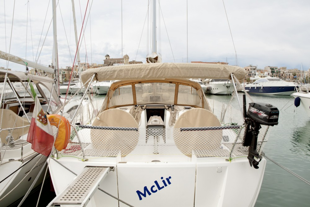 Location bateau Dufour Dufour 445 GL à Nettuno sur Samboat