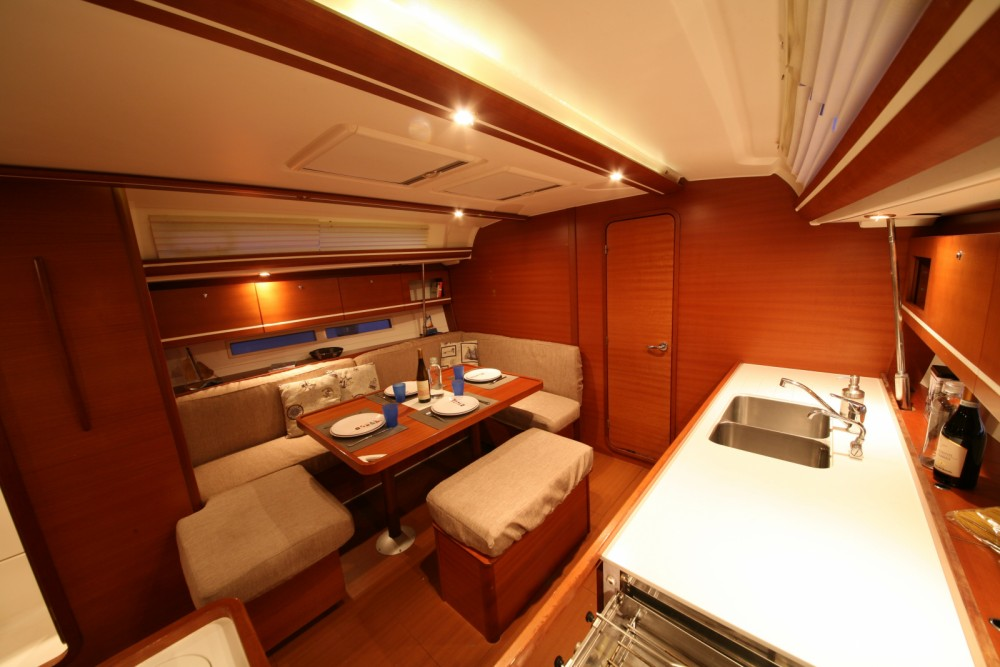 Location yacht à Nettuno - Dufour Dufour 445 GL sur SamBoat