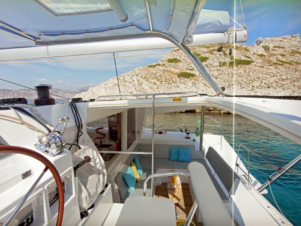 Location bateau Lagoon Lagoon 400 S2 à Nettuno sur Samboat
