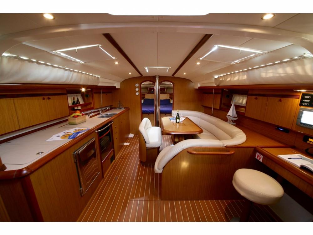 Location bateau Jeanneau Sun Odyssey 45 Performance à Nettuno sur Samboat