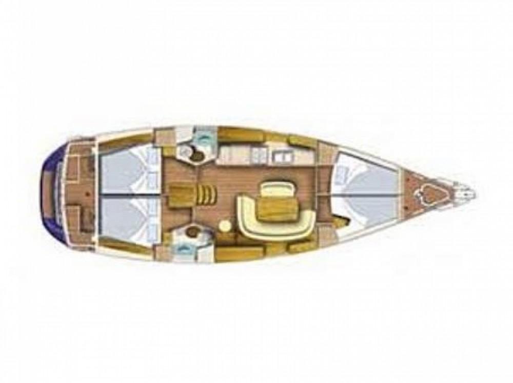 Louez un Jeanneau Sun Odyssey 45 Performance à Nettuno