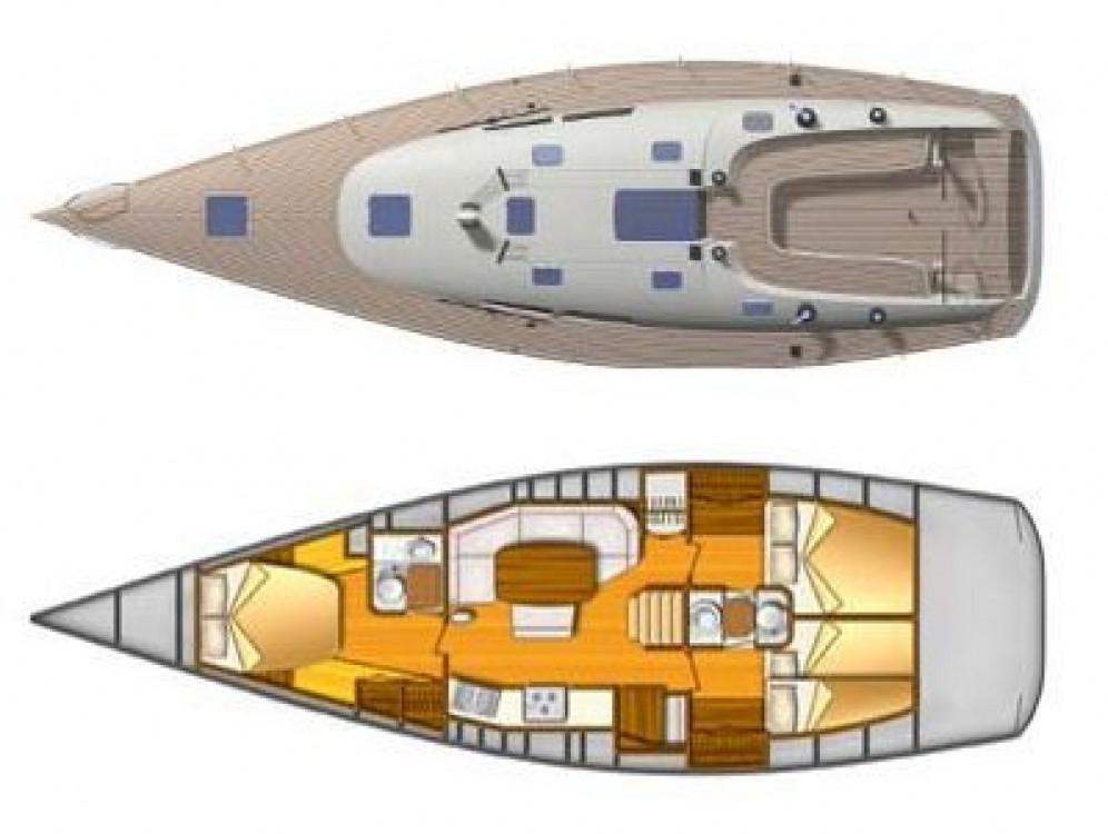 Location yacht à Nettuno - Comar Comet 45S sur SamBoat