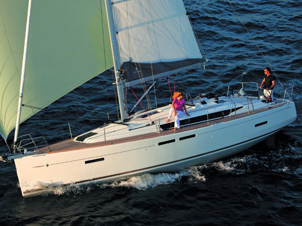 Location bateau Piombino pas cher Sun Odyssey 419