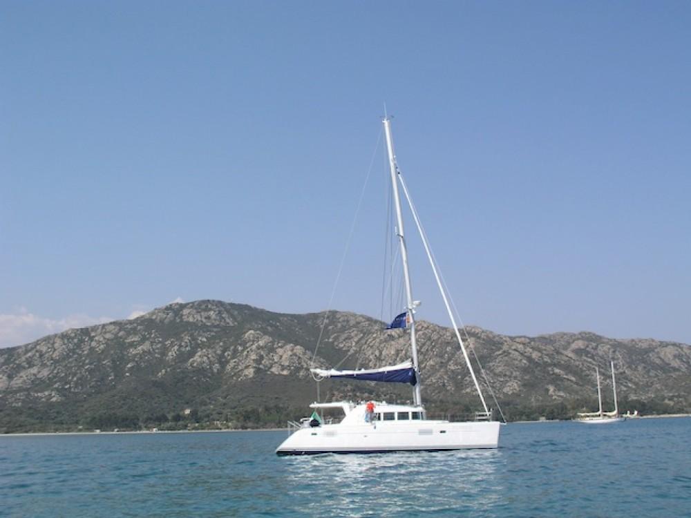 Location yacht à Piombino - Lagoon Lagoon 440 sur SamBoat